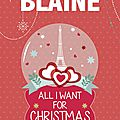 All i want for christmas d'emily blaine
