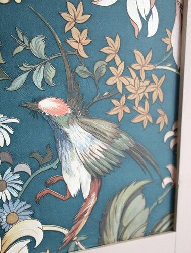 armoire-papier-peint-detail