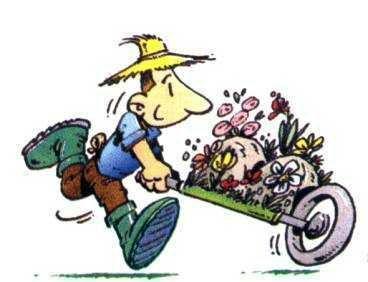 La jardini re a rejoint le jardinier les passions de mich le for Le jardinier