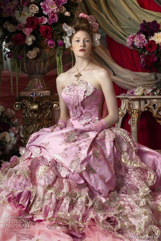 Robe de de Haute-Couture