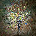 barrière contre les sangliers pour protéger mes petits arbres yurtao