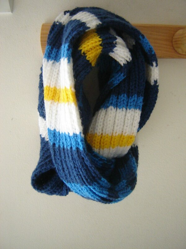 Snood marin(2)