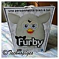 Furby version 2013 de hasbro - le grand test
