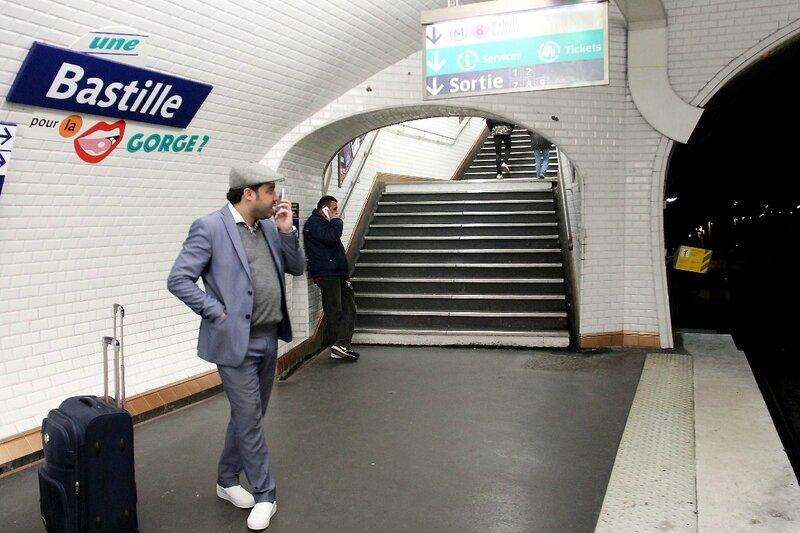 4-Métro - Station détournée 1er avril_0192