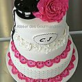 atelier des gourmandises wedding cake celine 3