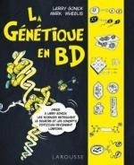 La génétique en BD couv