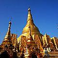 Pagode Shwedagon - Rangoon - Myanmar (Birmarnie)