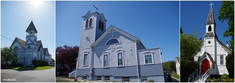 Port Townsend Churches