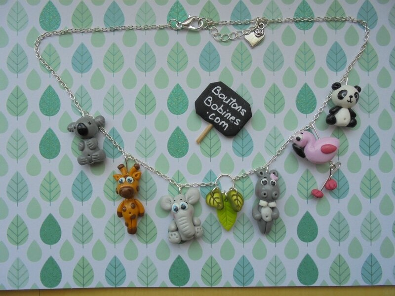 collier animaux