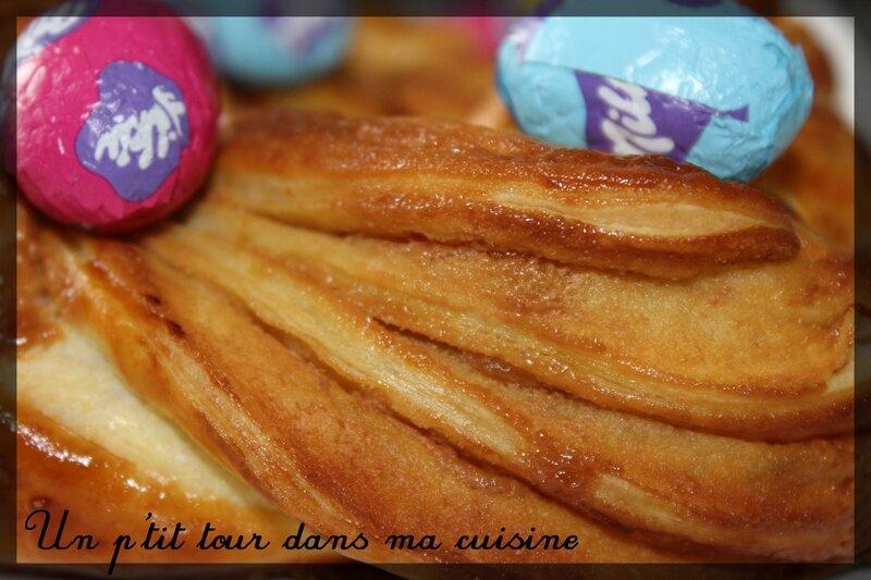 Nid feuilleté caramel3