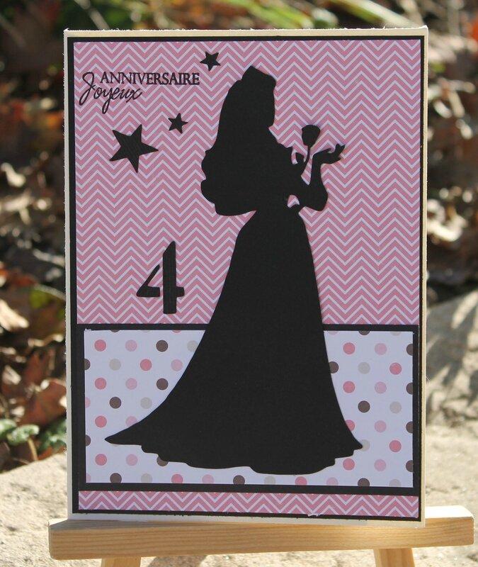 Carte anniversaire dt infiniment scrap design scrap de virg - Demande de carte aurore ...