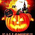 Halloween 2016 - lundi 31 octobre