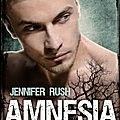 Amnesia, jennifer rush