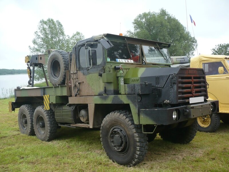 BERLIET TBC 8KT Camion Moyen de Dépannage Madine (1)