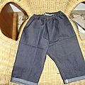 Pantalon élastique # 4