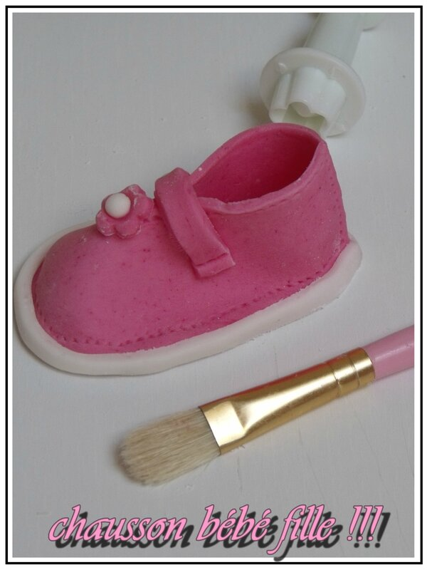 chausson fille 2