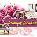 Développer votre créativité avec la stampin'académie