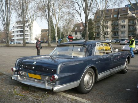 FACEL VEGA Excellence 1961 Strasbourg (2)