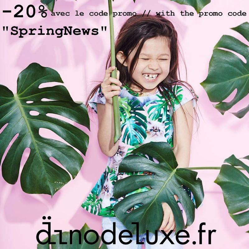code promo dinodeluxe