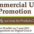 Promo + free @ digital crea