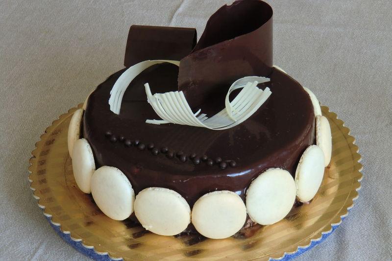 Entremet chocolat passion quand cuisine rime avec plaisir for Decoration entremet