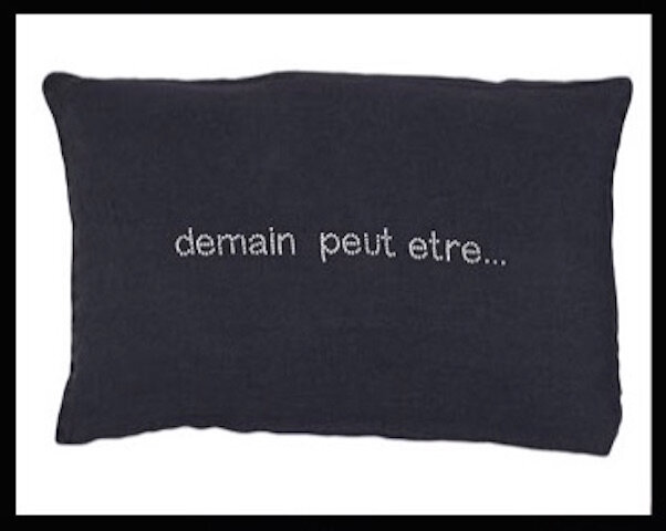 bed and philosophy coussin 1