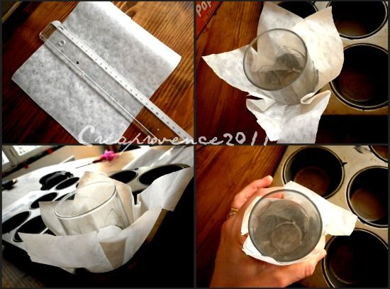 moule muffin papier sulfuris po le cuisine inox. Black Bedroom Furniture Sets. Home Design Ideas