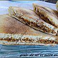 Matlouh farçi (galette farcie)