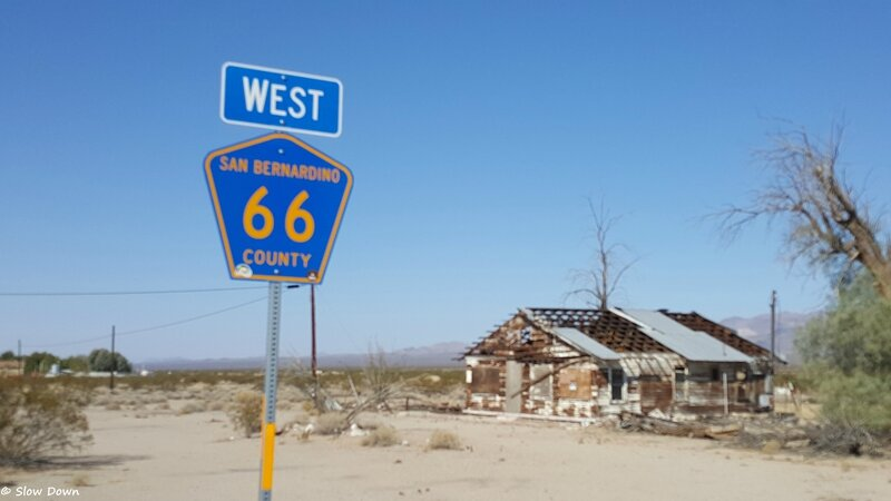 Lost on Route 66