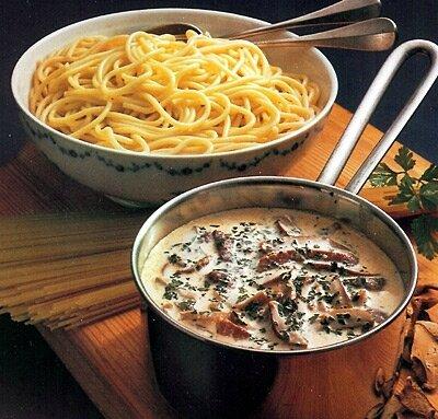 spaghettis-champignons
