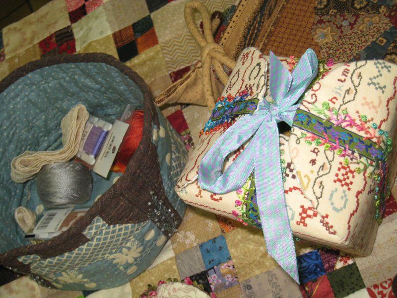 Noël 2009 - Vide-poches