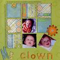 Mr clown