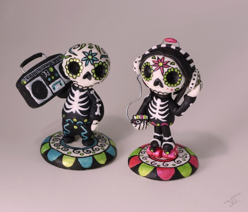 Calavera walkman5