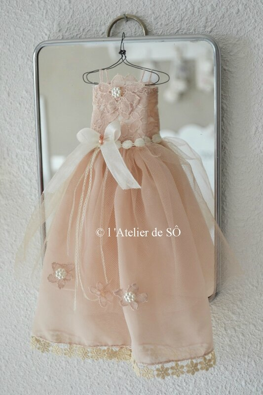 robe de princesse Lisa - 1