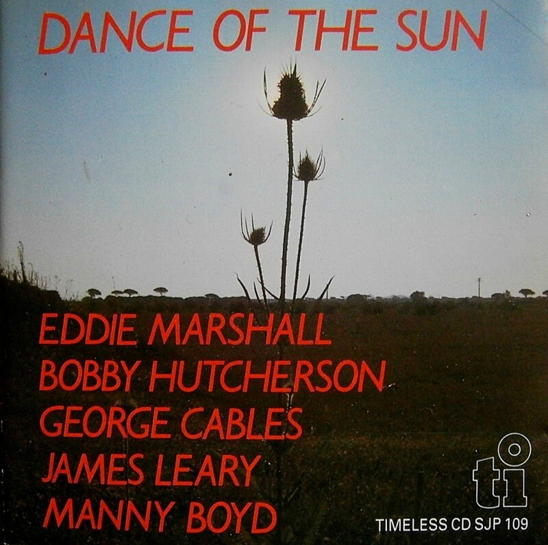 Eddie Marshall - 1978 - Dance of the Sun (Timeless)