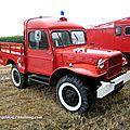 Dodge WC 51 sapeurs pompier (5ème Fête Autorétro étang d' Ohnenheim) 01