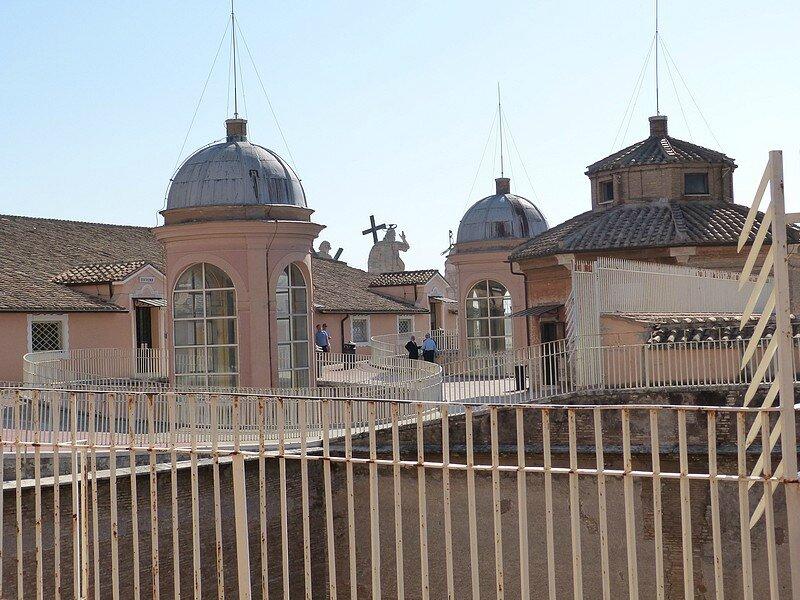 les toits de la BSPR