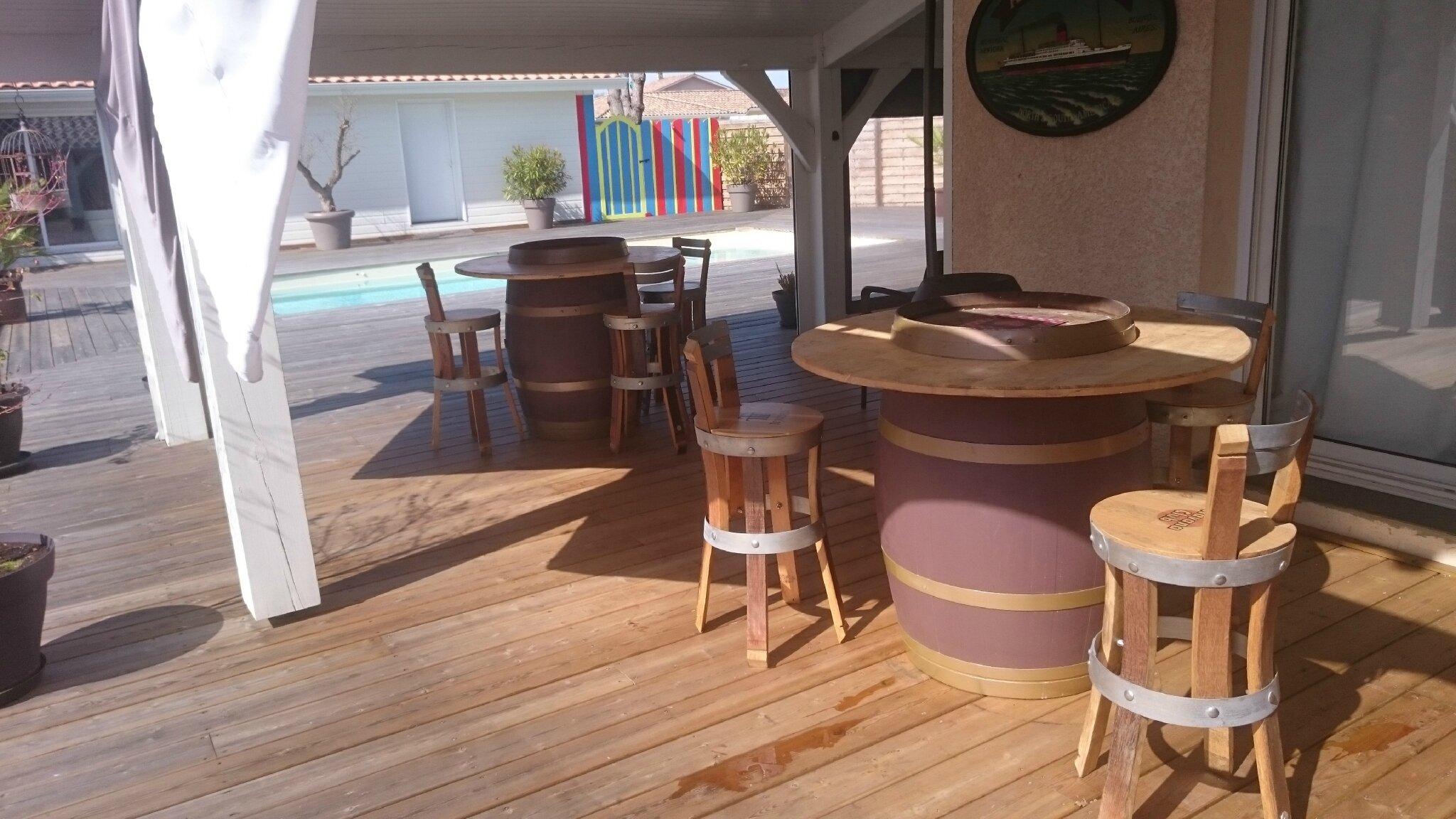 Creer un comptoir bar cuisine etape 1 ilot cuisine ikea - Fabriquer comptoir bar ...