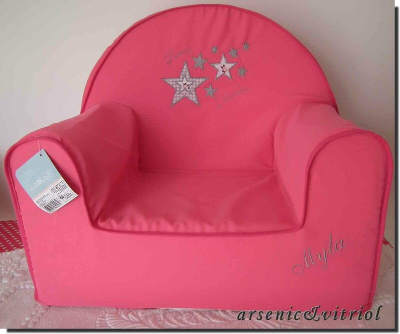 fauteuil myla