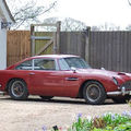 'Barn Find' James Bond Car @ Bonhams
