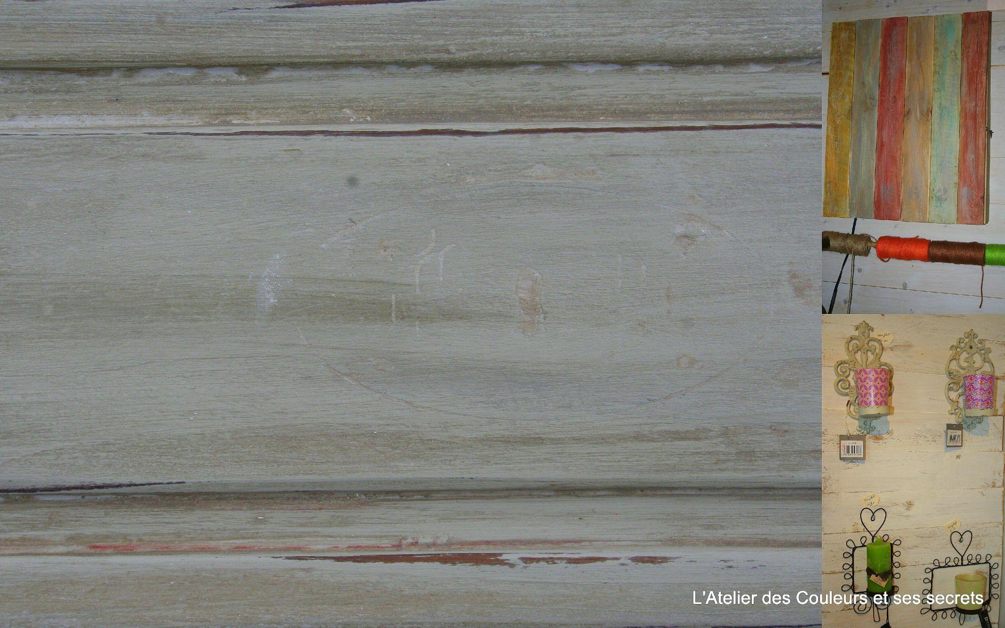 Les stages 2012 de peintures patines naturelles l 39 atelier des couleurs et ses secrets for Peinture patinee sur bois
