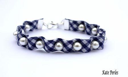 Bracelet biais et perles2