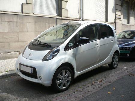 CITROËN C-Zéro Full Electric 2012 Strasbourg (1)