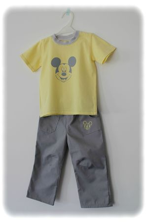 Ensemble Mickey 1