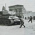 Juin 1953 : l'insurrection ouvrière en allemagne de l'est