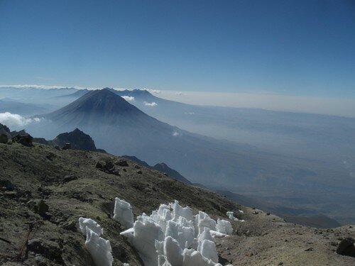 Chachani, le sommet, 6075m