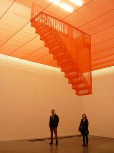 Do Ho Suh born O Staircase-III O 2010 a