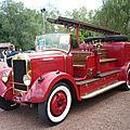 DELAHAYE camion autopompe pompiers de Sarreguemines 1933 Hambach (1)