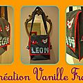 sac de crèche Léon 2