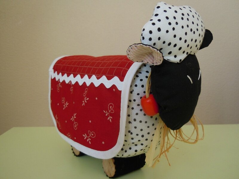 Mouton Petit Nain